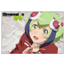Dimension W スクエアマグネット 百合崎ミラ