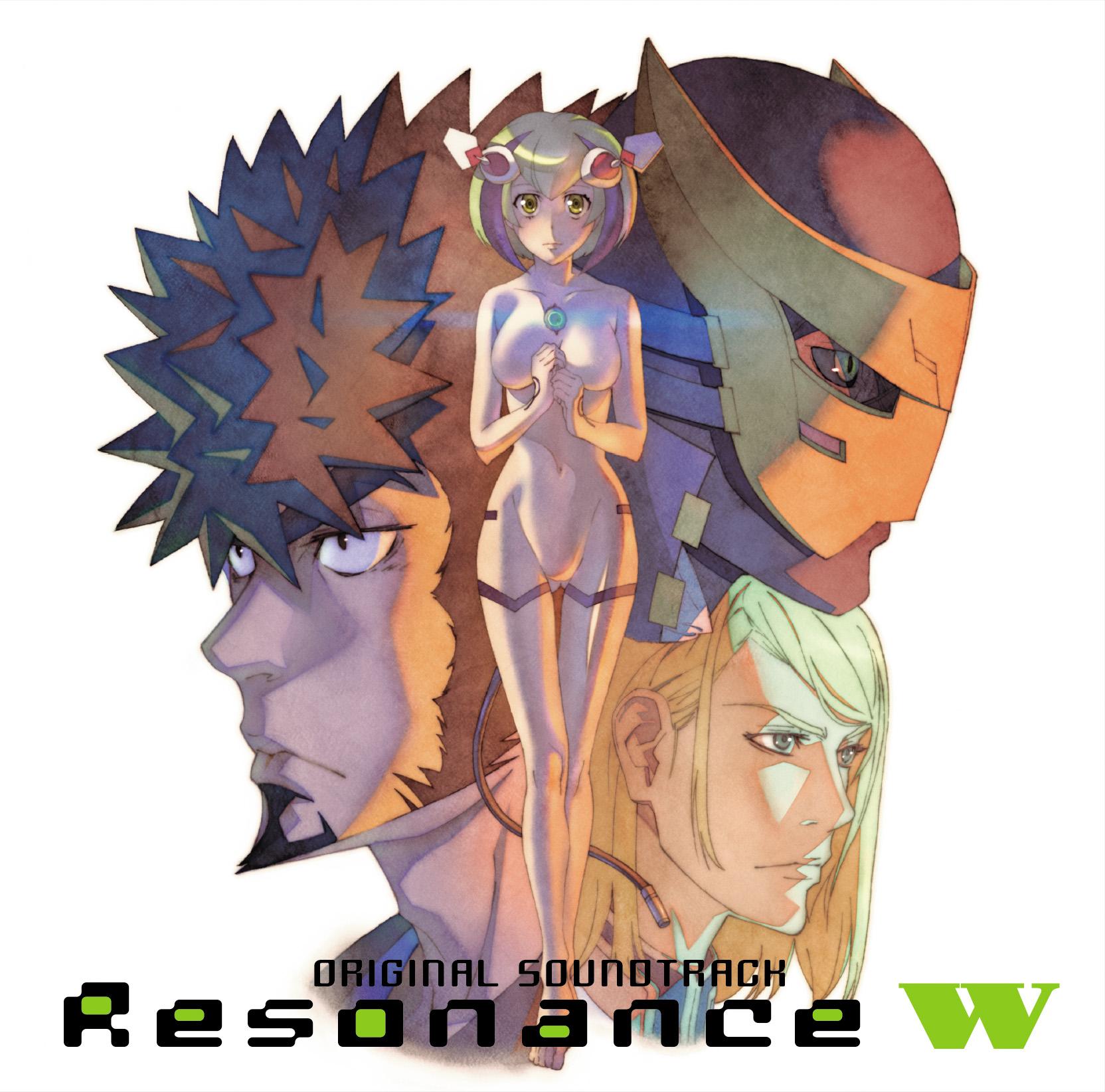 オリジナルサウンドトラック「Resonance W」